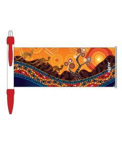 NAIDOC Banner Pen 2