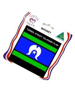 Magnet Canvas Torres Strait Islander Flag