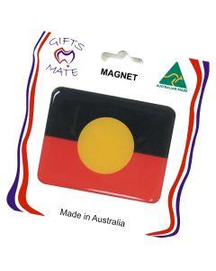 Aboriginal Flag Flexible Magnet