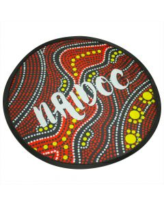 NAIDOC Folding Frisbee