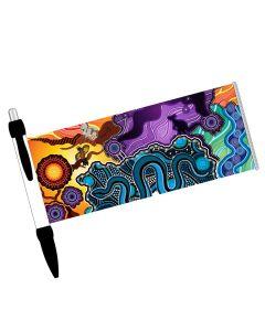 NAIDOC Banner Pen 3