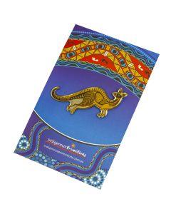 NAIDOC Kangaroo Lapel Pin