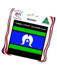 Magnet Flexible Torres Strait Islander Flag