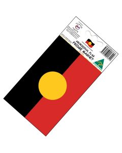 Magnet Flexible Aboriginal Flag