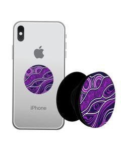 Custom NAIDOC Phone Pop Gripper