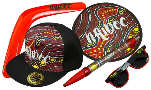 Indigenous Promo items